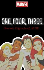 One, Four, Three - Marvel Highschool AU Roleplay by rustysuits