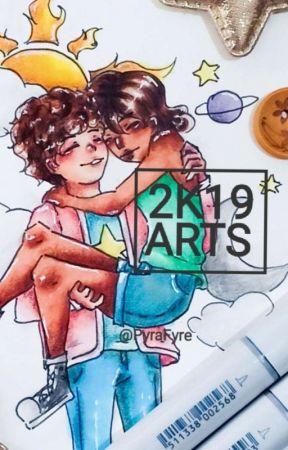 2K19 ARTS by PyraFyre