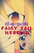 Fairy Tail Wedding by Sian_Ri