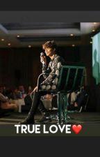 True Love by HarrisJFanfic