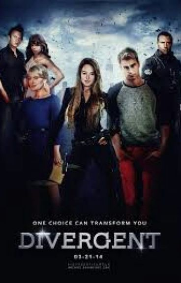 Divergent (Four's sister)