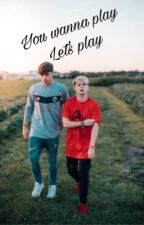 You wanna play let's play/ randy fanfic by harrypcharly23