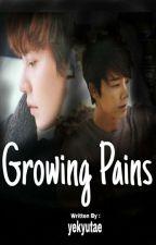 Growing Pains by yekyutae