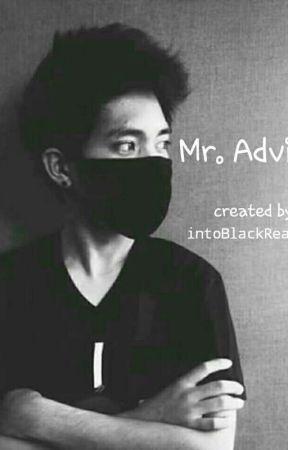 Mr. Adviser by intoBlackReality