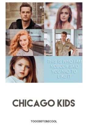 Chicago's kids by TooOddToBeCool