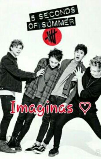 Imaginas 5SOS <3