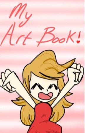 My Art Book by SolarTheCat