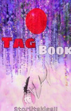 Tag Book | Starlitskies11  by Starlitskies11