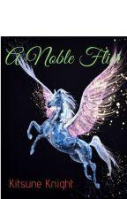 A Noble Flier by Paladin_Riolu