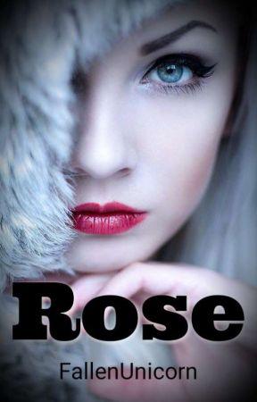 Rose by Oo_FallenUnicorn_Oo
