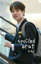 spoiled brat 2 | nam dohyon by dohyonam
