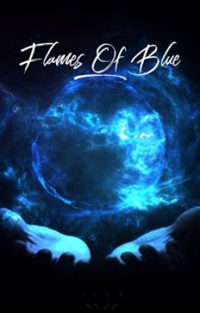 Flames Of Blue by Flame_Rider