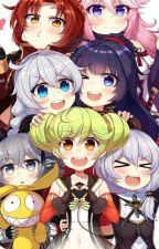 Honkai Impact: When Creation Awakens by _DocKrazy_