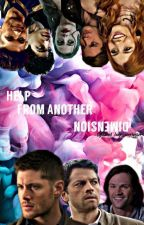 ~Help From Another Dimension~ {Spn x Sh} by yt_winchester