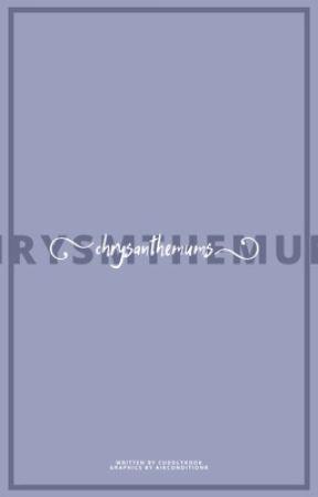 Chrysanthemums | Jung Hoseok by cuddlykook