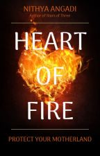 Heart of Fire by nithyaangadi