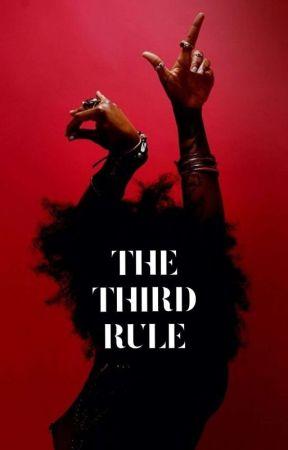 the third rule | ss by mizareyyan