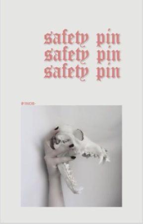 safety pin. [ boris pavlikovsky ] by taxicab-