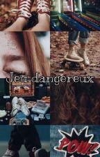 Jeu Dangereux  { Finn Wolfhard } by JollyDemons