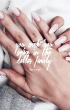 You Wish You Were In The Dallas Family (THIRD BOOK  IN PBCD) by ejwriting