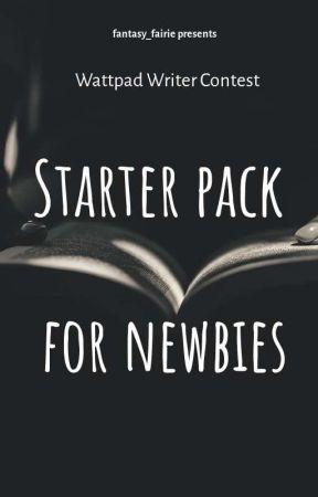 Contest: Newbie Starter Pack by fantasy_fairie