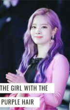 THE GIRL WITH THE PURPLE HAIR by JELAY00