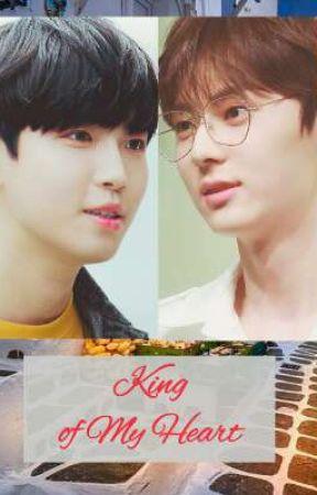 King of My Heart // MINHWAN by Alucio_Jaehwan
