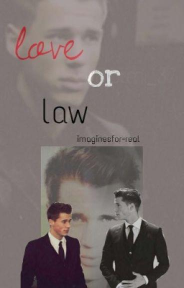 Love or Law ? (Erik Durm FF)