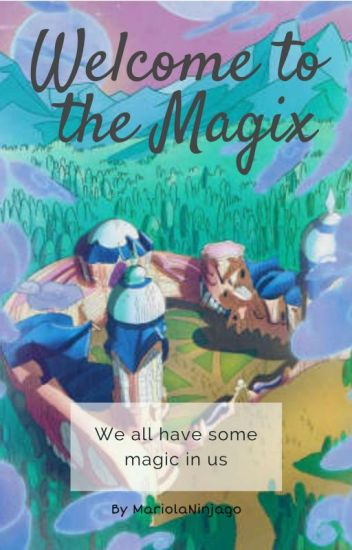 Welcome to Magix - RP z Winx