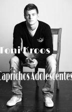 Caprichos Adolescentes   (Toni Kroos) by itscaat