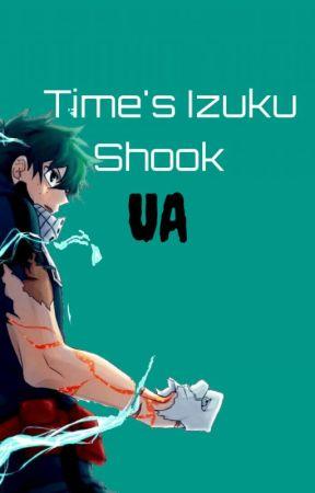 Times That Izuku Midoriya Shocked The Whole Of 1-A by MadsBNHA