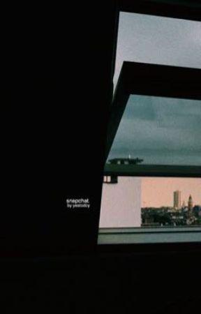 snapchat ; x1. by yestodcy