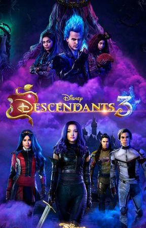 Descendants 3 Song Lyrics by Blueberry_Evie