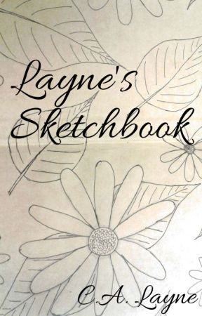 Layne's Sketchbook by SpookySpooks13