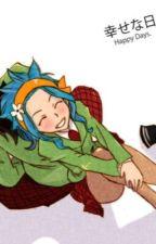 Fairytail High by Anime4ever4541
