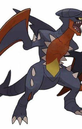 Pokemon: Cynthia's Garchomp by draknn