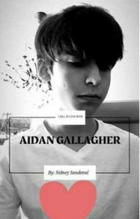 Aidan Gallagher(Smut) by sidney_sandoval