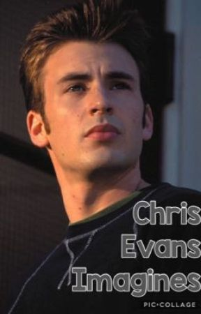 Chris Evans Imagines by foundsomebodyelse