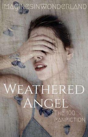 Weathered Angel by imaginesinwonderland