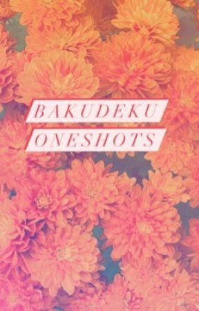 Bakudeku One-Shot's by Wolftime56