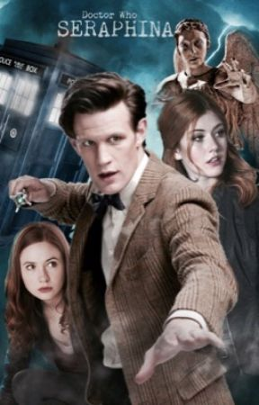 𝑺𝑬𝑹𝑨𝑷𝑯𝑰𝑵𝑨-The Eleventh Doctor {5} by snatchingmyweave