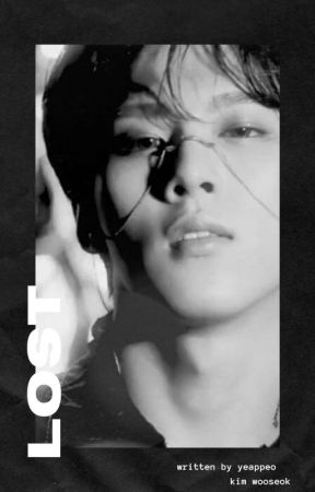LOST | k.wooseok by scbngcha
