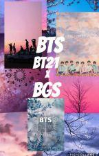 BTS & BT21 X BGS  by Never_walk_alone_93
