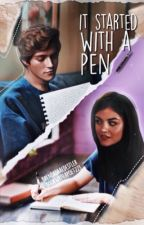 It Started With a Pen by BrendaDaaeDestler