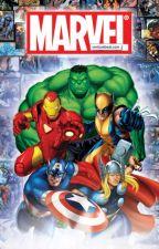 Role play Marvel by -petty_homicidal_liu
