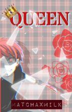 queen | karma akabane by matchaxmilk