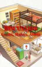 Discussion: Games, Manga, Anime by PokemonFanficsUnited