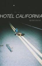 hotel california (l.h) ☽ by lapdancelucas