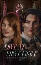 Love At First Fight {Regulus Black} by theweirdchic