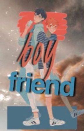 boy friend (kagehina) by xhwxnder